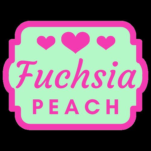 Fuchsia Peach